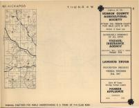Map Image 008, Vernon County 1955